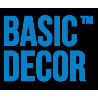 Логотип компании «BasicDecor»