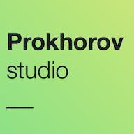 Логотип компании «Prokhorov studio»
