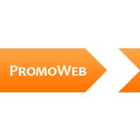 Логотип компании «ПромоВеб»