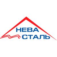 Логотип компании «Нева Сталь»