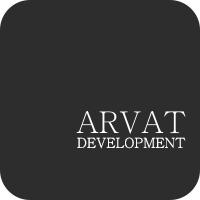 Логотип компании «ARVAT development»