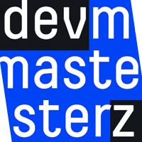 Логотип компании «Devmasterz»
