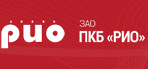 Логотип компании «Проектно-конструкторское бюро «РИО»»