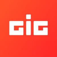 Логотип компании «GIG»