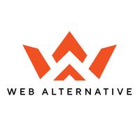 Логотип компании «WEB ALTERNATIVE»