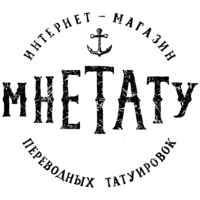 Логотип компании «MneTatu»