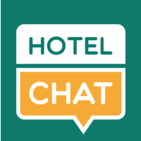 Логотип компании «HOTELCHAT»