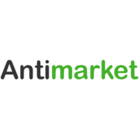 Логотип компании «Антимаркет»
