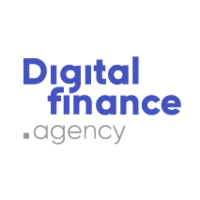 Логотип компании «Digital Finance»