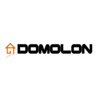 Логотип компании «Домолон»