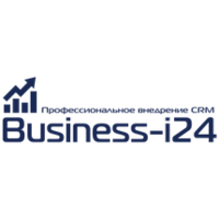 Логотип компании «Business-i24»