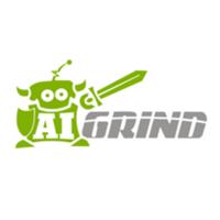 Логотип компании «AIGRIND»