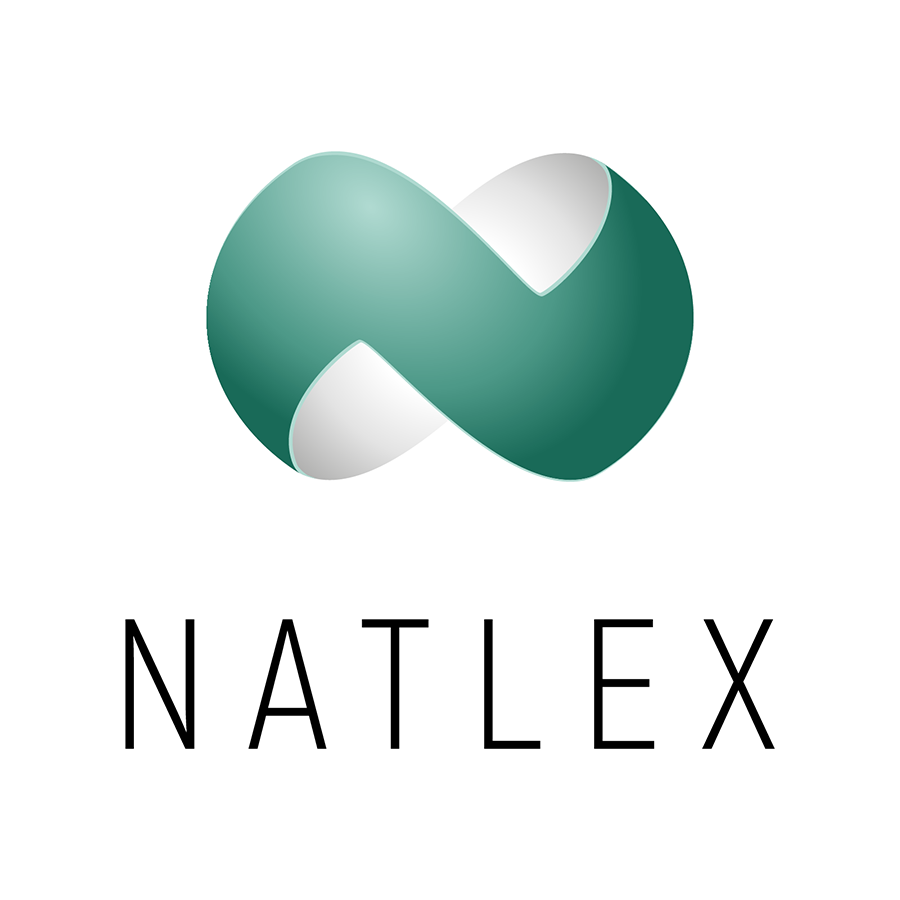 Логотип компании «Natlex»