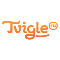 Логотип компании «Tvigle Media»