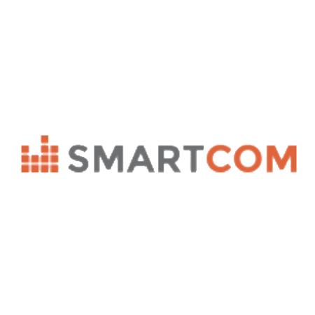 Логотип компании «SMARTCOM»