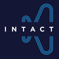 Логотип компании «INTACT»