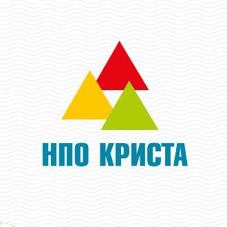 Логотип компании «НПО «Криста»»