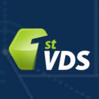 Логотип компании «FirstVDS»