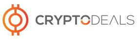 Логотип компании «CryptoDeals»