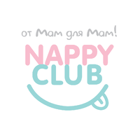 Логотип компании «Nappyclub»