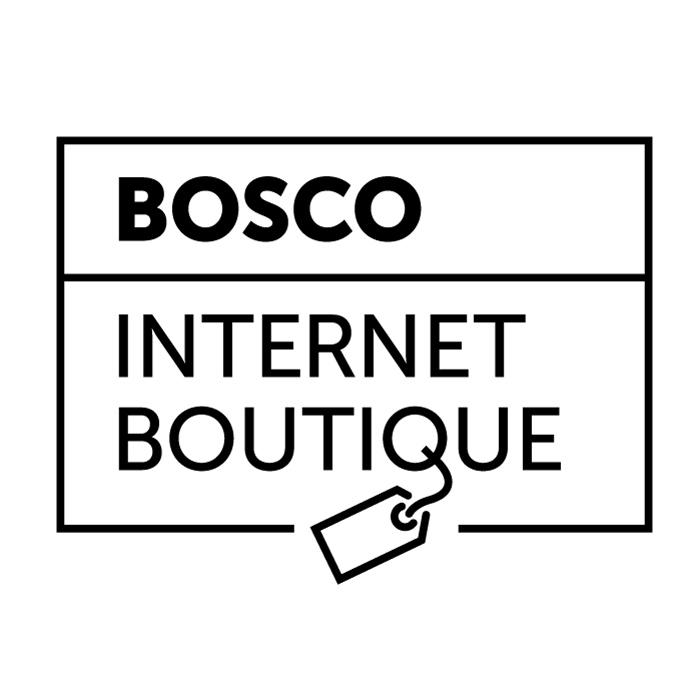 Логотип компании «Bosco Internet Boutique»