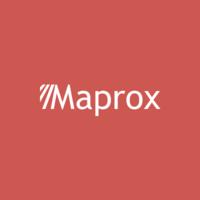 Логотип компании «Maprox»