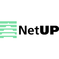 Логотип компании «NetUP»