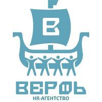 Логотип компании «Верфь»