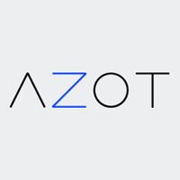 Логотип компании «AZOT.PRO»