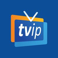 Логотип компании «TVIP»