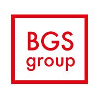 Логотип компании «BGS Group»