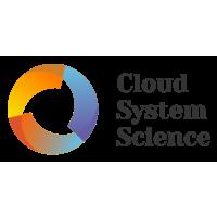 Логотип компании «Cloud System Science»