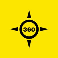 Логотип компании «Tour-360»