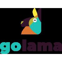 Логотип компании «Go Lama»