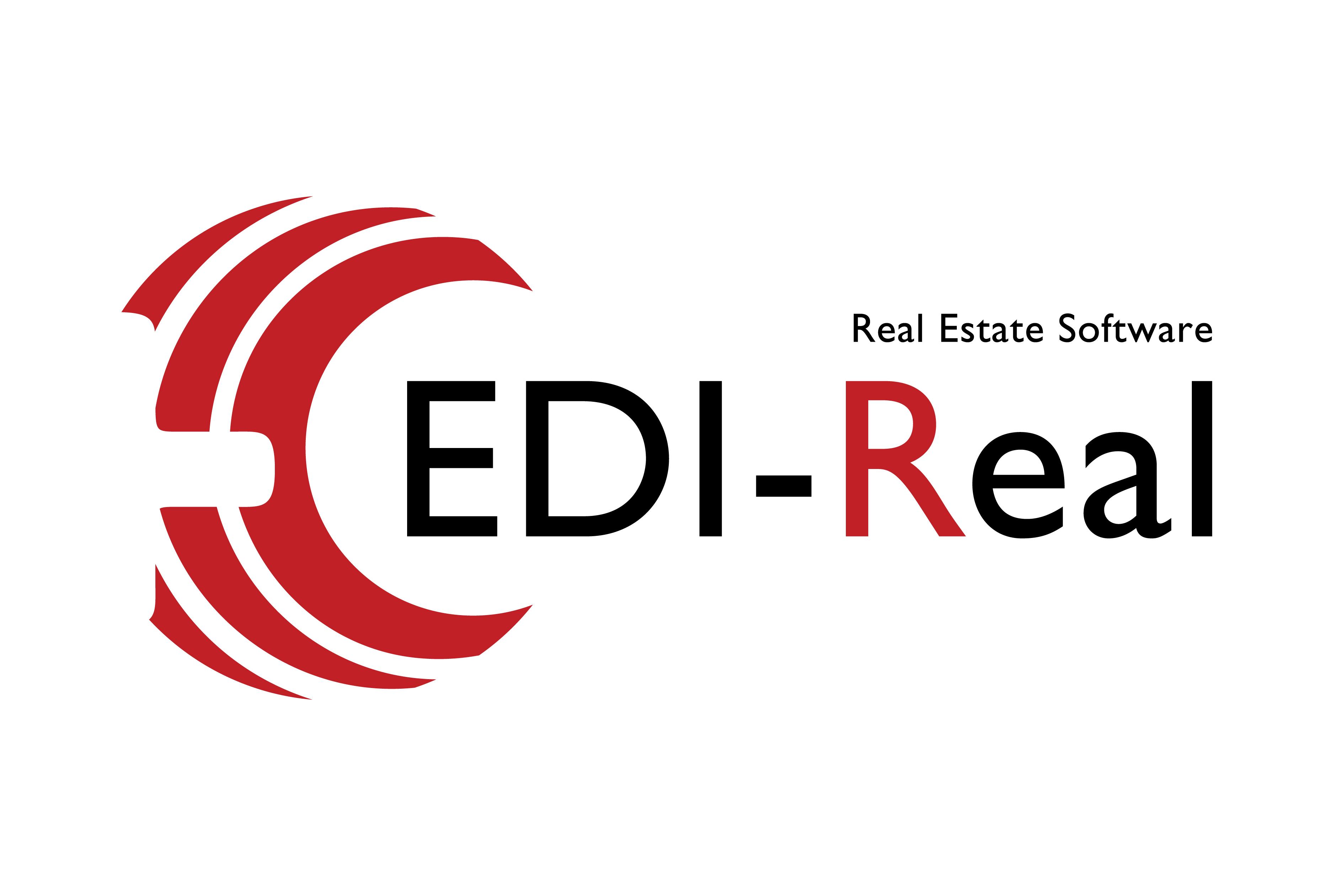 Логотип компании «EDIReal»