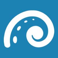 Логотип компании «Oktopost»