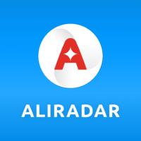 Логотип компании «AliRadar»