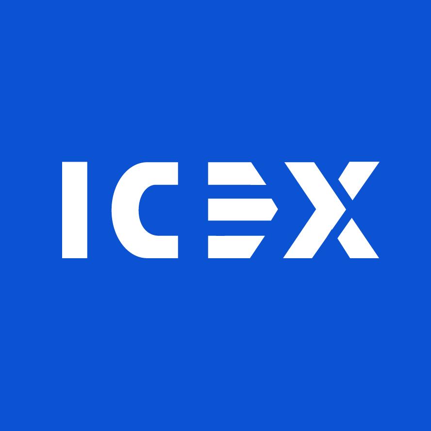 Логотип компании «ICEX.CH»
