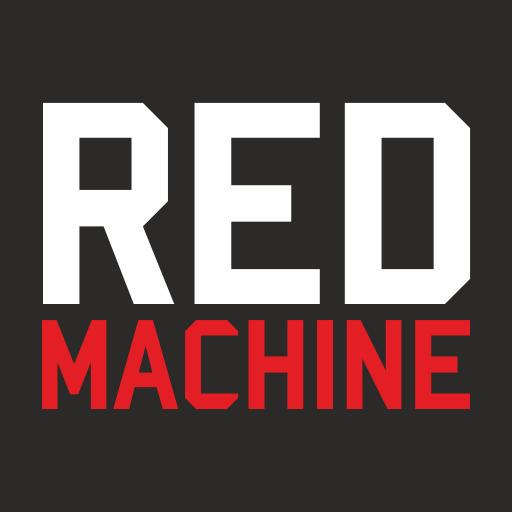 Логотип компании «Red Machine»