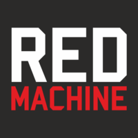 Логотип компании «Red Machine»