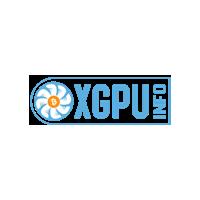 Логотип компании «XGPU.info»