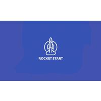 Логотип компании «RocketStart»