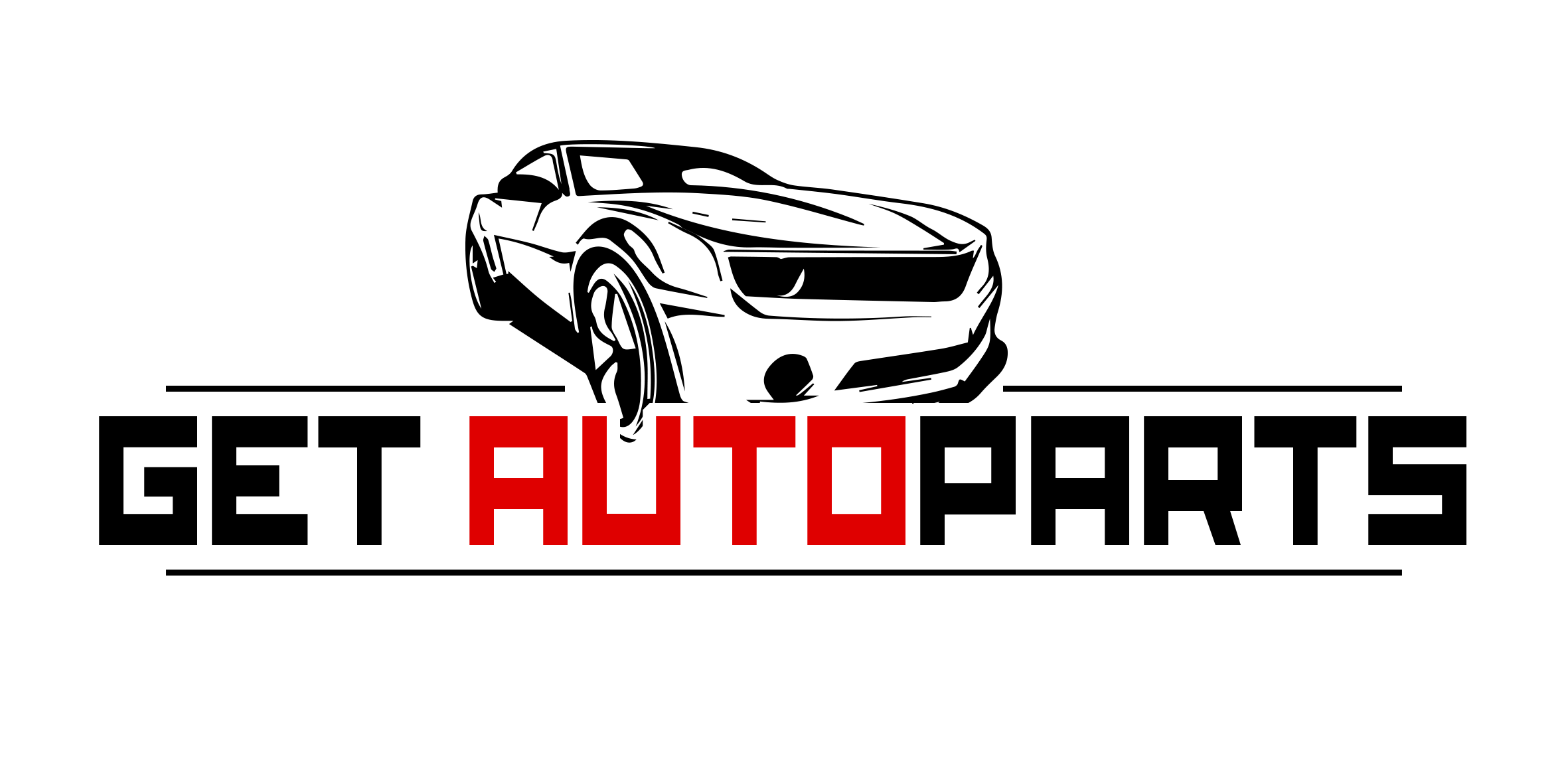 Логотип компании «Get-Auto»