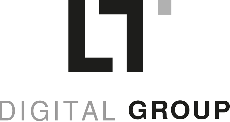 Логотип компании «LT Digital»