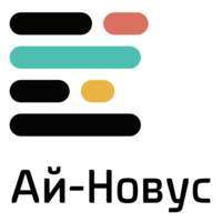 Логотип компании «Ай-Новус»