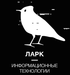 Логотип компании «Lark IT»