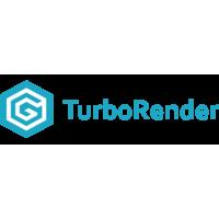 Логотип компании «Turborender»