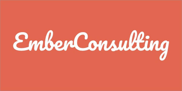 Логотип компании «EmberConsulting»
