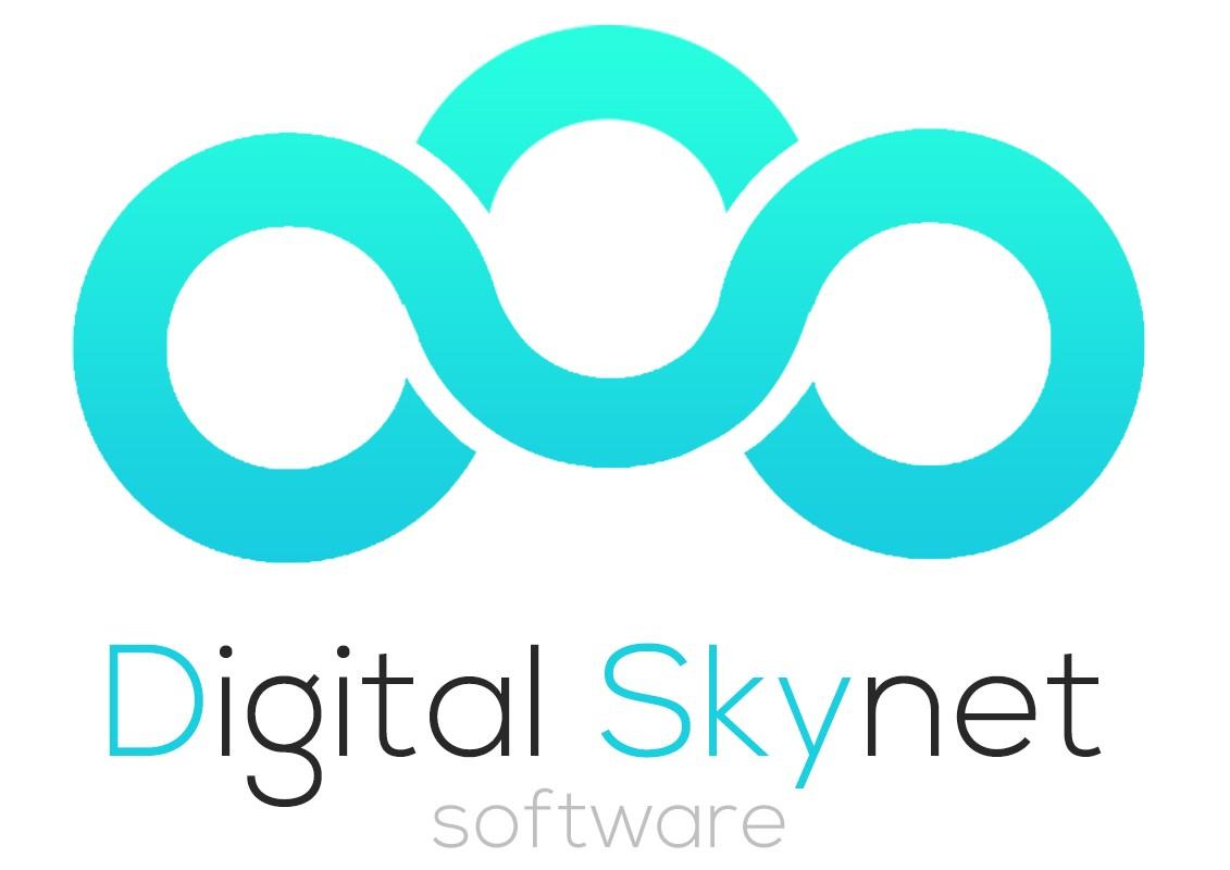 Логотип компании «DigitalSkynet»