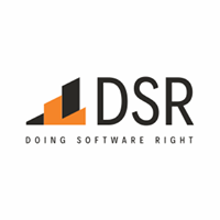 Логотип компании «DSR»